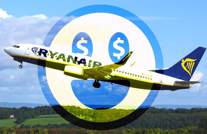 Tovább szárnyal a Ryanair: olcsóbb jegyekkel is vaskosak a bevételek