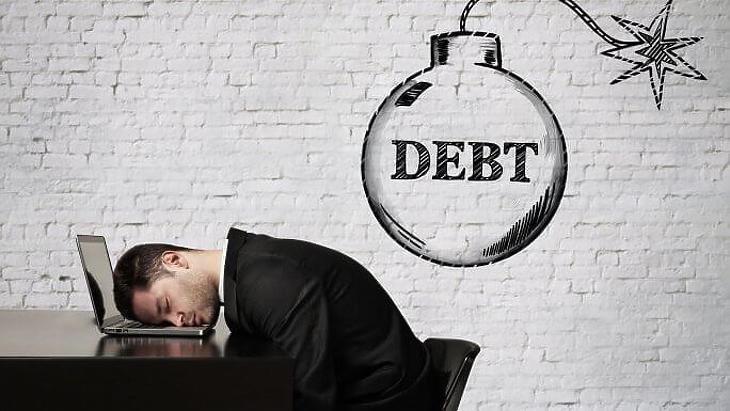 Időzített bombaként ketyeg majd a növekvő adósság?
