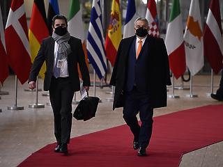 Orbán Viktor a görögöktől kölcsönzött