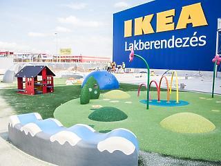 Bezárja az IKEA a magyar üzleteit