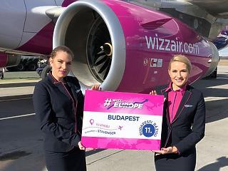 Története legnagyobb fejlesztését jelentette be a Wizz Air - ma még a repjegy is olcsóbb