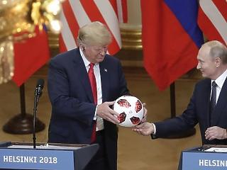 Igen szívélyes moszkvai invitálás Trumpnak