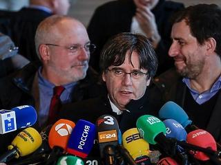 Mégis EP-képviselők lehetnek a börtönre ítélt katalán vezetők