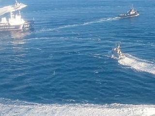 Súlyos árnyak a ma kezdődő fekete-tengeri hadgyakorlat fölött