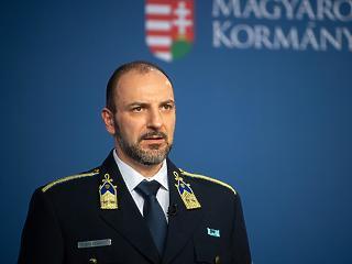 Covid-szilveszterkor is fokozott lesz a rendőri jelenlét az utcákon