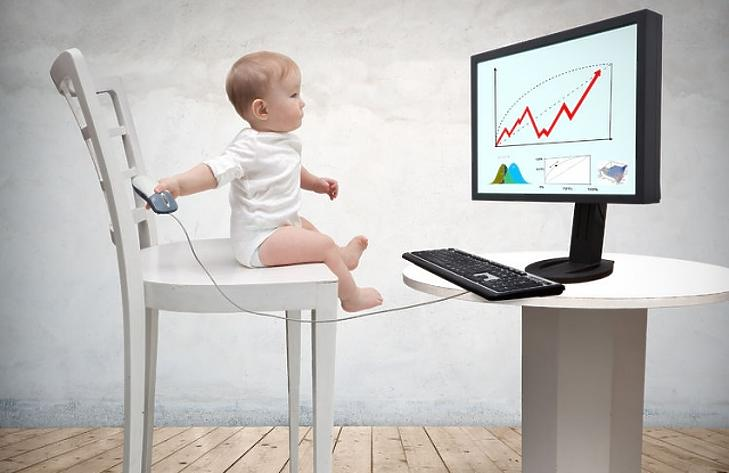 Nem lankad a babaváró hitel népszerűsége (fotó: pixabay.com)