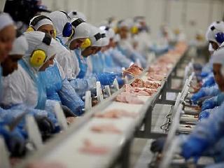 Az ország két régiójában még ezer forint alatt van a betanított munkások órabére