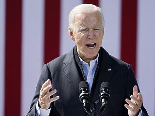 Átment a szenátuson Joe Biden 1000 milliárd dolláros infrastruktúra-fejlesztő csomagja