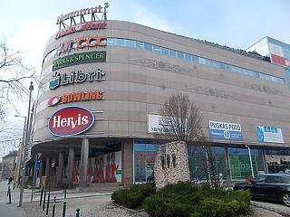 Eladták az egyik budapesti bevásárlóközpontot