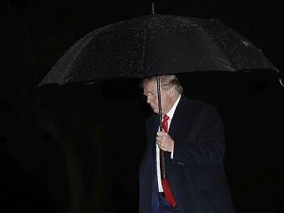 Beintéssé változott Trump búcsúintése