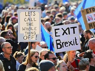 Bíróságon fúrnák meg a no deal Brexitet