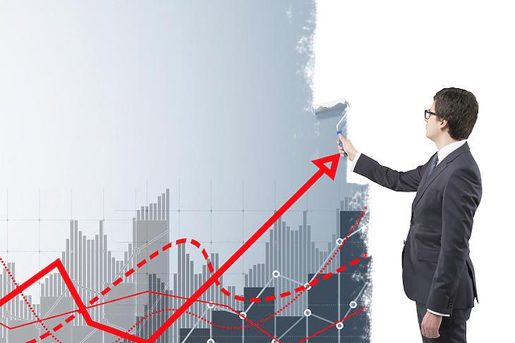 A GKI fogyasztói bizalmi indexe májusban lassulva, de jelentős ütemben emelkedett. Fotó: depositphotos