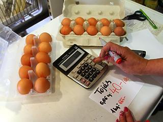 Szép kis anomália: pont húsvét előtt ment le a tojás ára