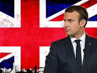 Macron felvázolta, mi történhet most a britekkel
