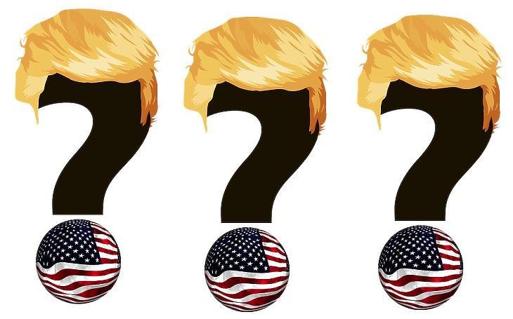 Trump, a nagy kérdés (Pixabay.com)