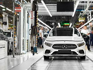 A Nap Száma: elkészült az egymilliomodik Mercedes a kecskeméti gyárban