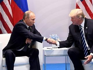 Putyin megint Trumpot akarja
