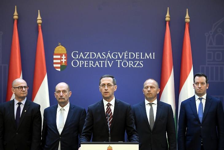 Varga Mihály bemutatta a Gazdasági Operatív Törzset - 2022-ig terveznek