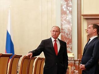 Akár komoly fordulatot is jelenthet az orosz kormány lemondása