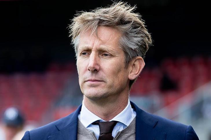 Edwin van der Sar  nem rajong a közös bajnokság ötletéért (Fotó: ajax.nl)