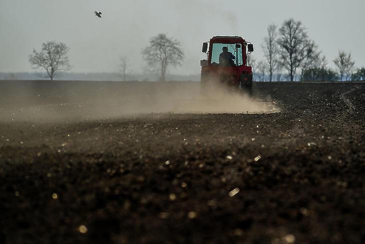 Véget ért a tavaszi korona-spórolás, viszik a gazdák a traktorokat, mint a cukrot