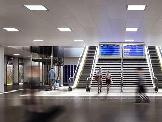 Hétfőn újra megnyitják a Keleti pályaudvart