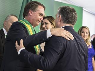 Felszabadulást ígért országának Orbán Viktor legújabb cimborája