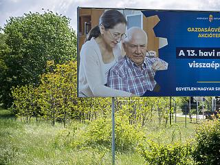 Nincs sapka a 13. havi nyugdíj keretén