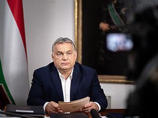 Orbán Viktorral valami retteneteset közölhettek