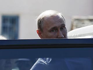 Putyin elképesztő durvasággal osztotta ki az ukrán vezetést