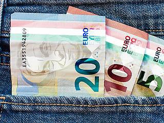 337,4: új történelmi mélyponton a forint euróárfolyama
