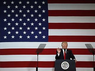 Újabb csapás Trumptól: emiatt drágulhat sok minden a boltok polcain