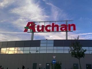 Még az idén 4 új áruházat nyit az Auchan