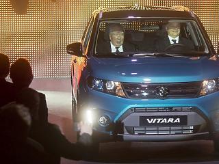 Tarol Magyarországon a Suzuki - nem a Swift a legnépszerűbb modell