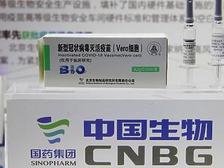 Újabb 500 ezer adag kínai vakcina érkezik márciusban