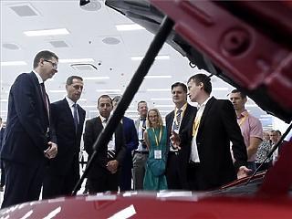 A teljes magyar gazdaságban tükröződik a ma 30 éves budapesti Continental sikertörténete