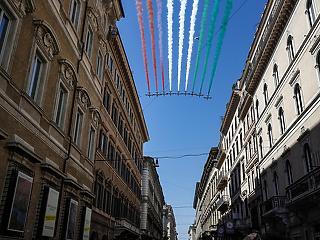 Itt van Olaszország újraindítási terve