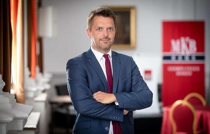 A privátbankár legyen igényes a munkájában - véli Pleschinger Gyula Márk, az MKB Private Banking igazgatója. Fotó: MKB
