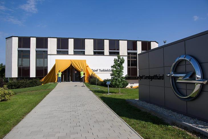 Újabb motor gyártását kezdik a magyar Opel gyárban
