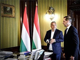 Orbán és Varga már a költségvetés átírásáról egyeztet