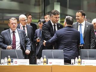 Horvát nagykövet: Plenkovic folyamatosan egyeztet Orbán Viktorral