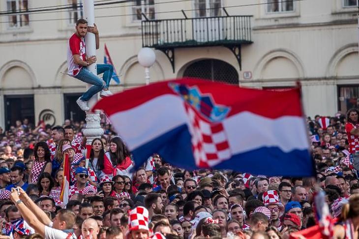 Kiderült, mire költi a pénzjutalmat a horvát válogatott