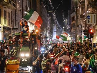 """""""Mindig tudtuk, hogyan álljunk talpra"""" – nem csak a fociról szól az olasz Eb-siker"""