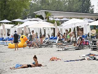 1201 férőhelyes parkoló épülhet a Lupa-tónál