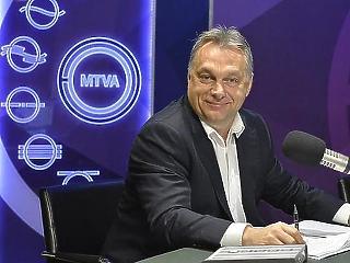 Orbán Viktor: Ferenc pápa azt mondta nekünk,