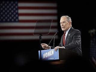 Bloomberg már nem lesz Trump kihívója