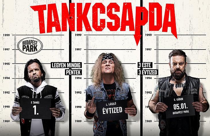 Új rendelet élesedett, koncertezhet hétvégén a Tankcsapda