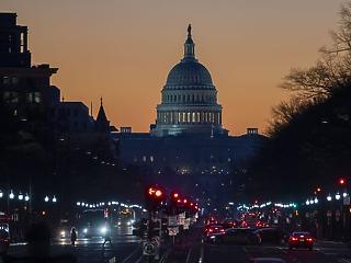 A nap képe: ilyen szép fotót már rég látott Washingtonról