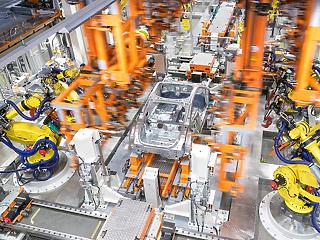 Feldübörgött a járművek és az elektronikai készülékek gyártása