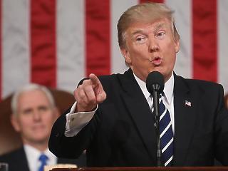 Bekeményített Trump: hullani fognak a fejek Amerikában?